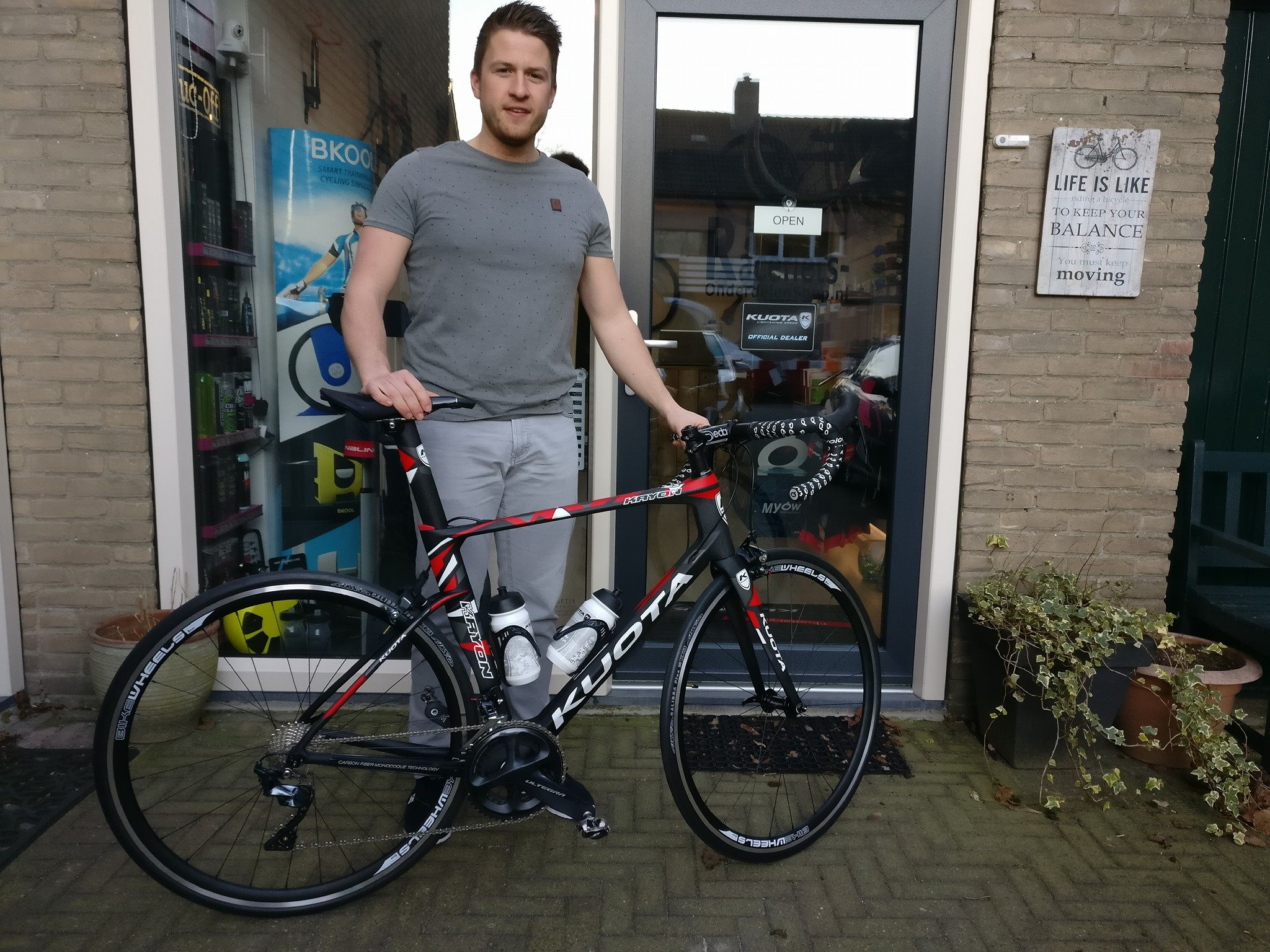 Kuota Kryon Gunther van Nevel