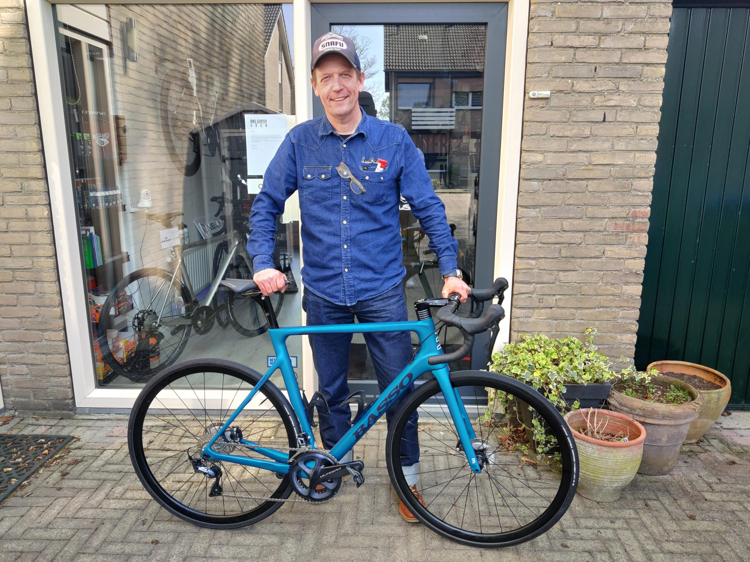 Basso Astra Disc 2020 Bas Peeters
